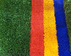 Image of a sports turf