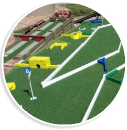 melbourne mini golf lawn